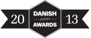 Danish App Awards 2013 (logo)